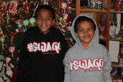 Image of Youth #SWAGG black hoodie SUPER SALE