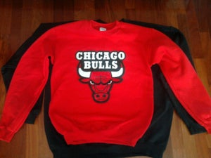 Image of Chicago Bulls Crewneck Sweater