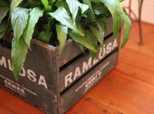 Image of Danish 'Ramlösa' Crates