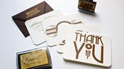 Image of Moderne Thank You Cards