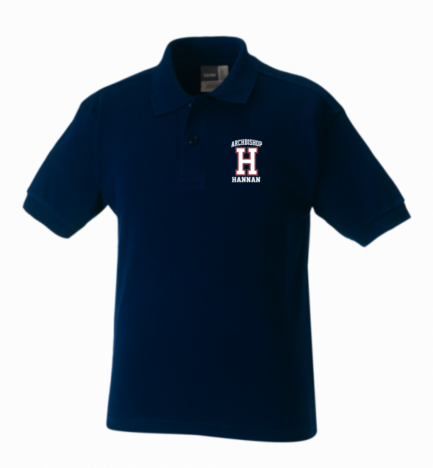 Image of Hannan Mens Polo