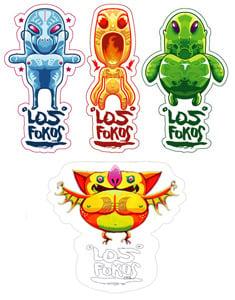 Image of Sticker Set (4)