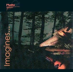 Image of MALKI - CDMP-001 - Imagines... (CD complet)