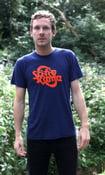 Image of Sci-Fi-O-Rama Logo T-Shirt (Indigo)