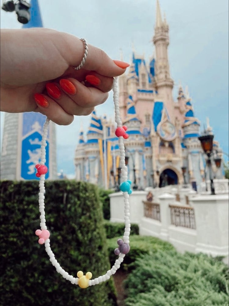 Image of Mouse Ears Necklace