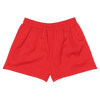 Red Beast Clapper Shorts