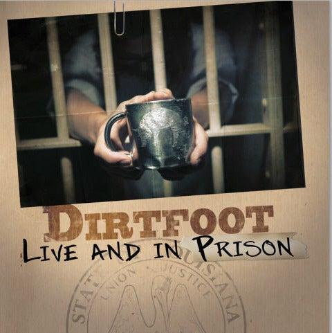Image of Live and In Prison - Vinyl
