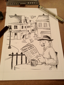 Image of A One-Hour Drawing!