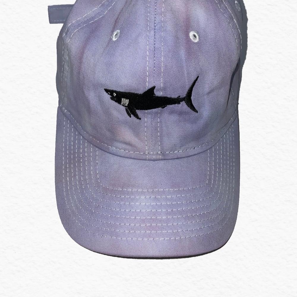 Tie Dye Mako Hat - Lavender