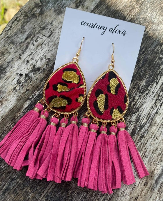 Image of alina earrings
