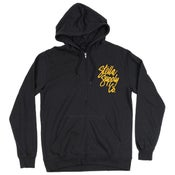 Image of HOODED ZIP SWEATSHIRT