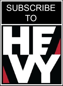Image of HEAVY Yearly (4 Issues) Subscription - Australia Only (Free Postage)