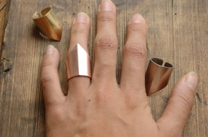 Image of Protector Ring COPPER