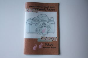 "Image of Photojournal & Travel Guide ""My Loverly Japan""-Tokyo DIGITAL FILE"