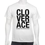 Image of Camiseta CLOVERACE blanca