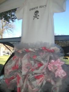 Image of Babies Rock Tdress