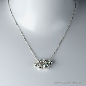 Image of Collier Nuage 6 boules