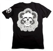 Image of Men's PluraBella Skull T_Black