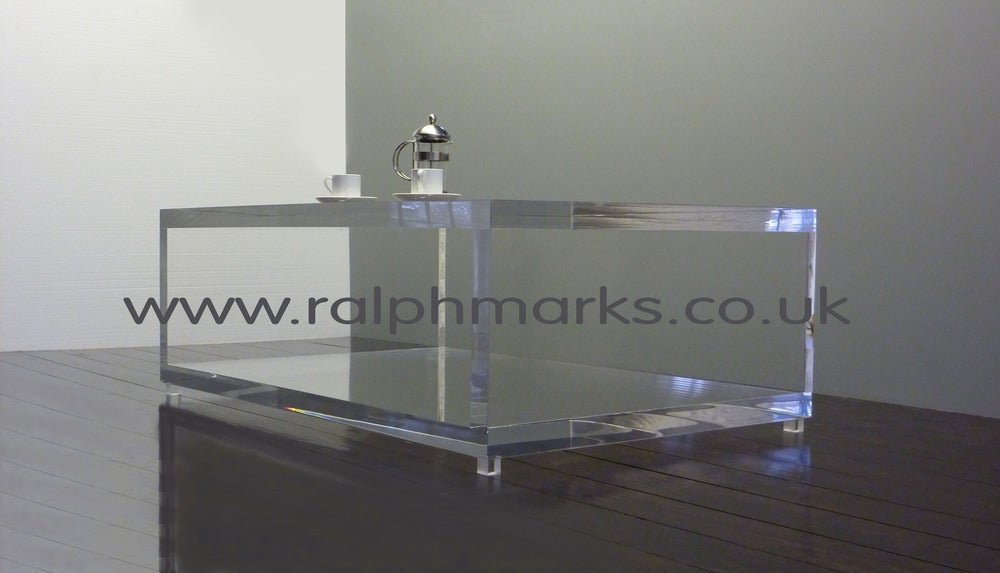 Ralph Marks Perspex Acrylic Furniture Uk Acrylic Perspex Coffee