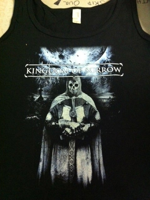 Image of Kingdom Of Sorrow Tank Top