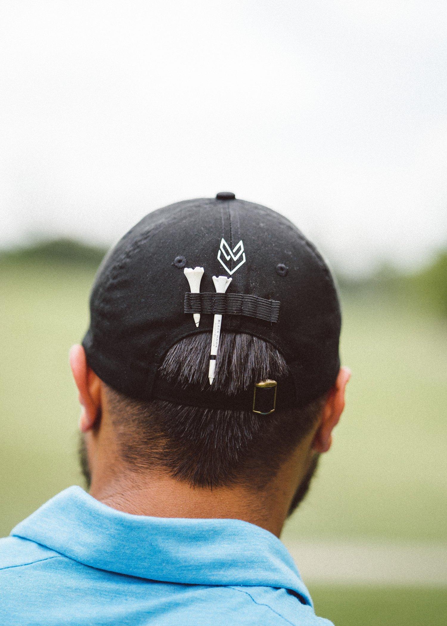 Image of Tee Holder Golf Cap