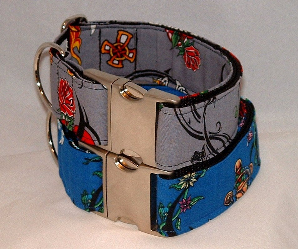 Tattoo - Dog Collar