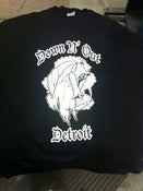 Image of Down n Out Reaper tee