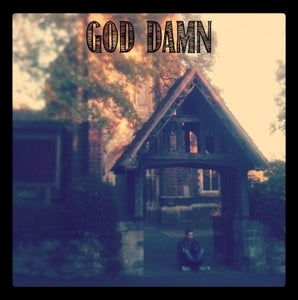 Image of God Damn - 'God Damn' 7""