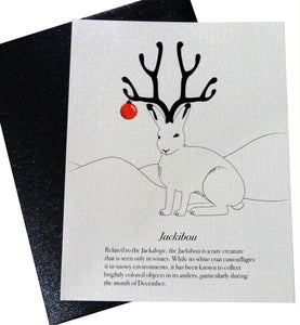 Image of Jackibou Christmas Card
