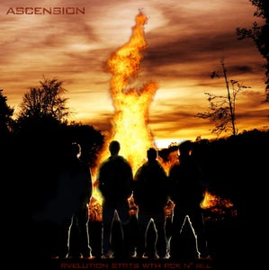 "Image of Ascension-Revolutions start with Rock´N´Roll ""EP"""