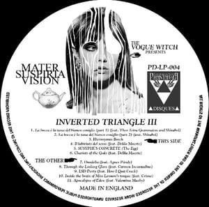 Image of MATER SUSPIRIA VISION - Inverted Triangle III DELUXE VINYL LP