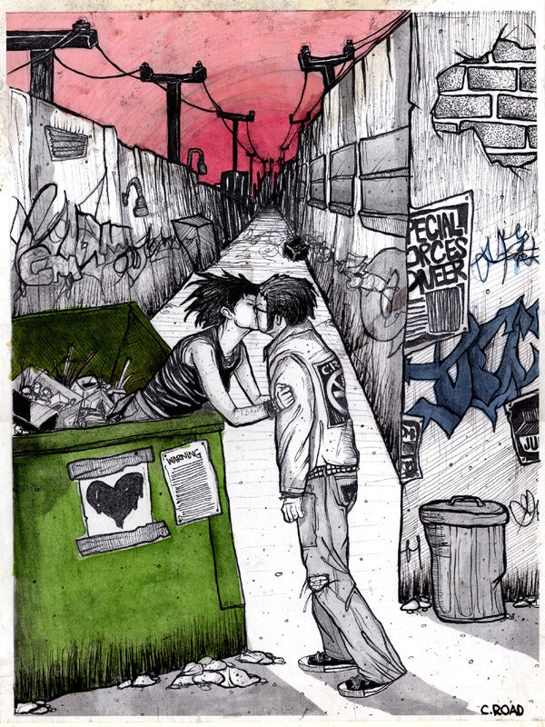 Image of Dumpster Love (2001)