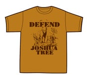 Image of Defend Joshua Tree (Coyote) - Men's