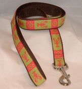 Image of Maine Lady Lobster Dog Leash