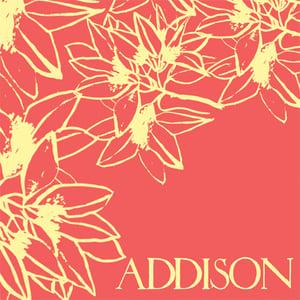 Image of Addison - EP