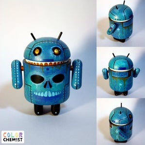 Image of Custom Android