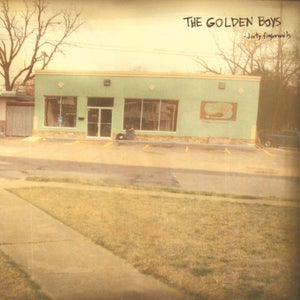 Image of The Golden Boys - Dirty Fingernails LP (12XU 033-1)