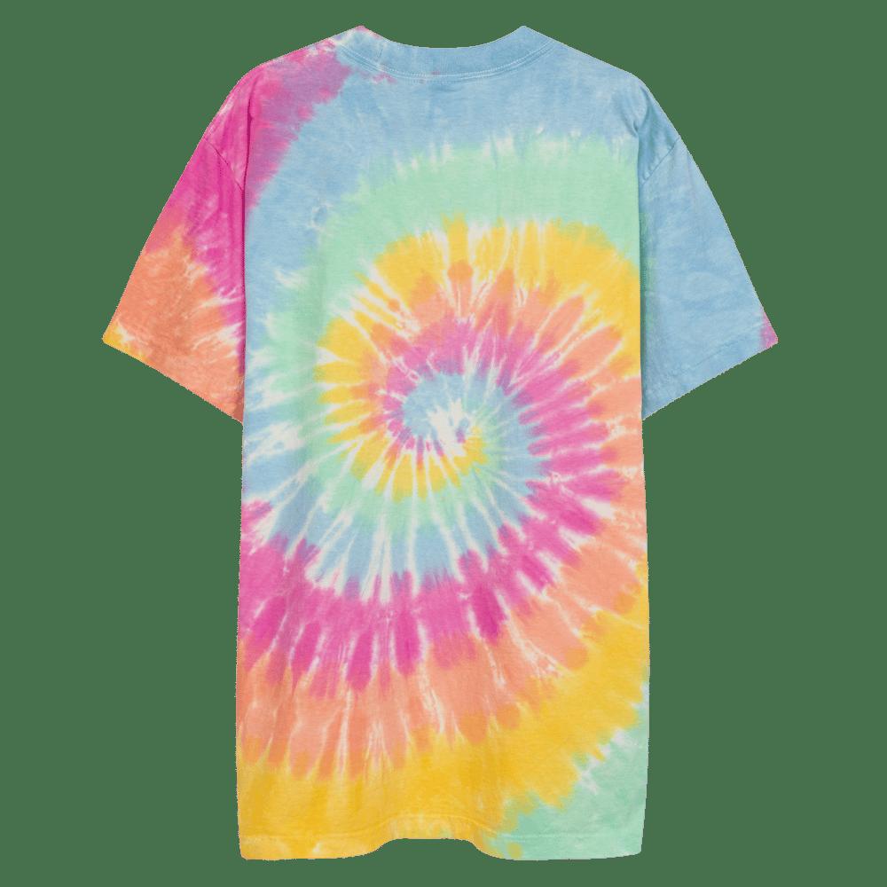 Oversized Tie Dye T-Shirt