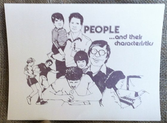 Image of People and Their Characteristics (chart)
