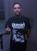 "Image of Human Waste ""Mental Torture"" t shirt"