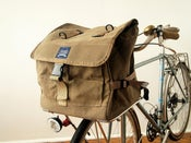 Image of Waxed Porteur Rack Pack