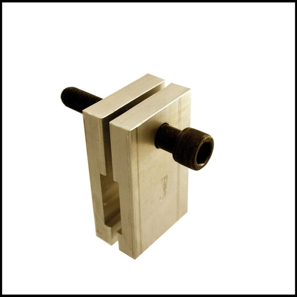 Image of Small Anticlastic Block Holder
