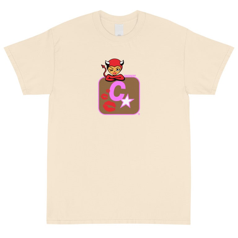 Image of CLOUTSTAR TEE (Natural)