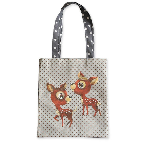 Image of Sac en coton enfant Bambi