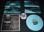 Image of WAR IRON - THE FACELESS SEA (BLUE VINYL) LTD 250