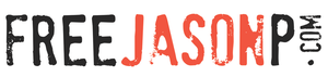Image of Free Jason P Bumper Sticker - $5 donation