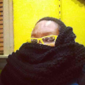 Image of OOAK extra tall single layer cowl (assorted colors)