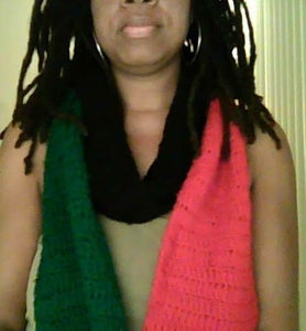 Image of OOAK scarf (assorted colors)