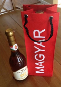 Image of Wine Tote Bag