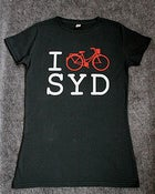 Image of Urban Bike Design Ladies TShirt